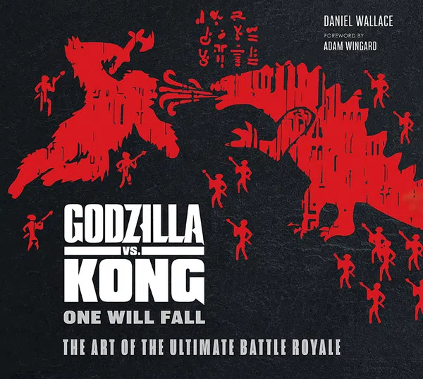 Godzilla vs. Kong (King Kong) 2020 The Art and Making Of Hardcover Book