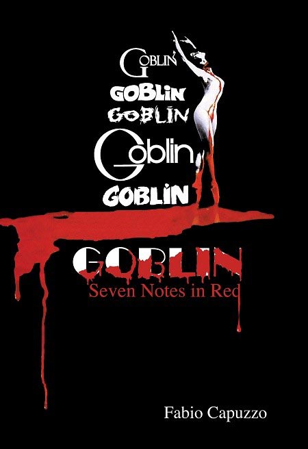 Goblin Seven Notes In Red Softcover Book 600 Pages