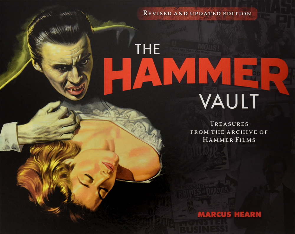 Hammer Vault Treasures From the Archive of Hammer Films Book