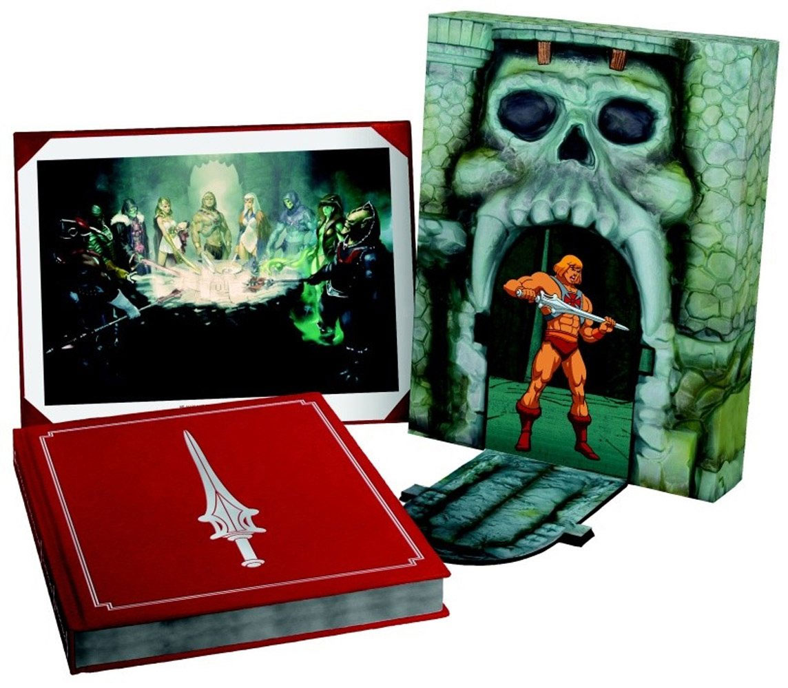 He-Man And The Masters Of The Universe Art Of Book Hardcover LIMITED EDITION