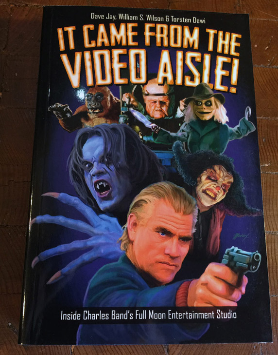 It Came From the Video Aisle Book