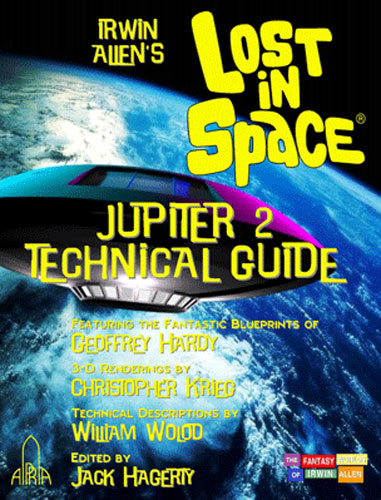 Lost In Space Jupiter 2 II Technical Guide Book