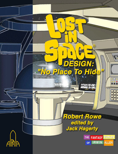 Lost in Space Design No Place to Hide Book by Robert Rowe
