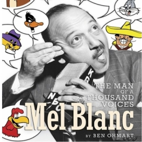 Mel Blanc The Man of a Thousand Voices Audiobook CD
