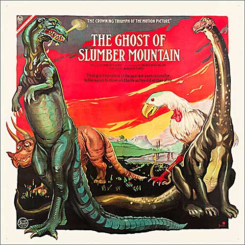 Ghost of Slumber Mountain 1915 6 Sheet Poster Reproduction at 1/2 Size
