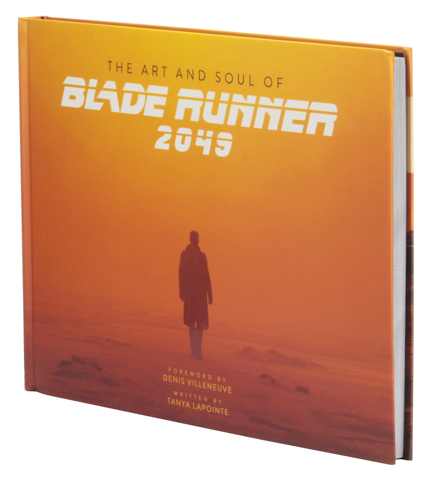 Blade Runner 2014 The Art and Soul of Hardcover Book