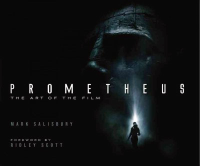 Prometheus The Art of the Film Hardcover Book