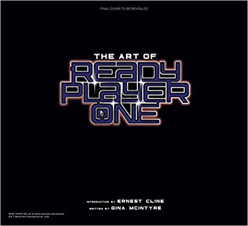 Ready Player One Art Of Hardcover Book