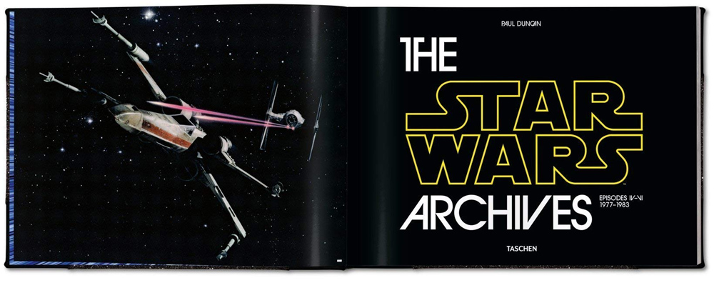 Star Wars Archives: 1977-1983 Hardcover Book