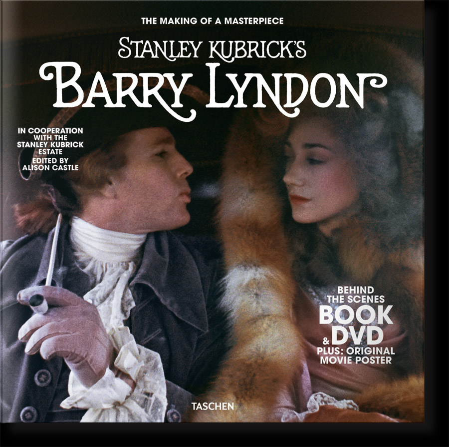 Stanley Kubrick's Barry Lyndon Book & DVD Set