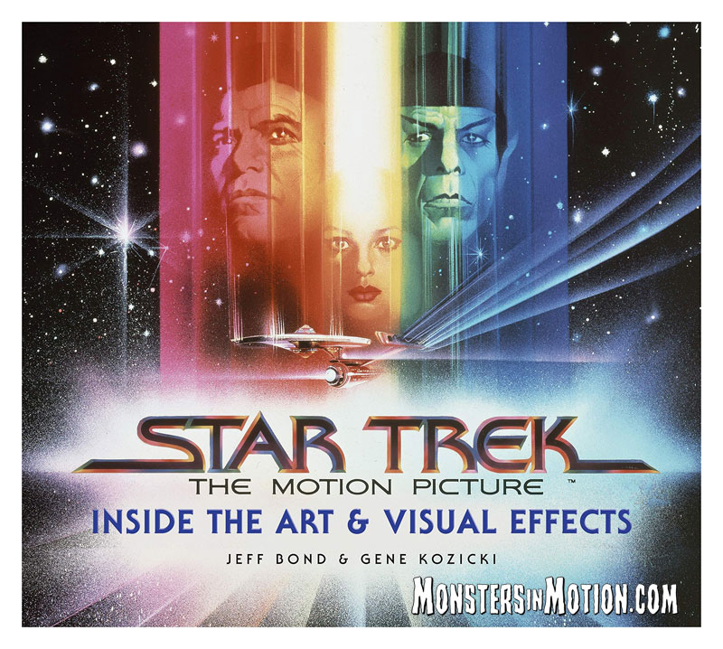 Star Trek The Motion Picture Making Of Hardcover Book by Jeff Bond