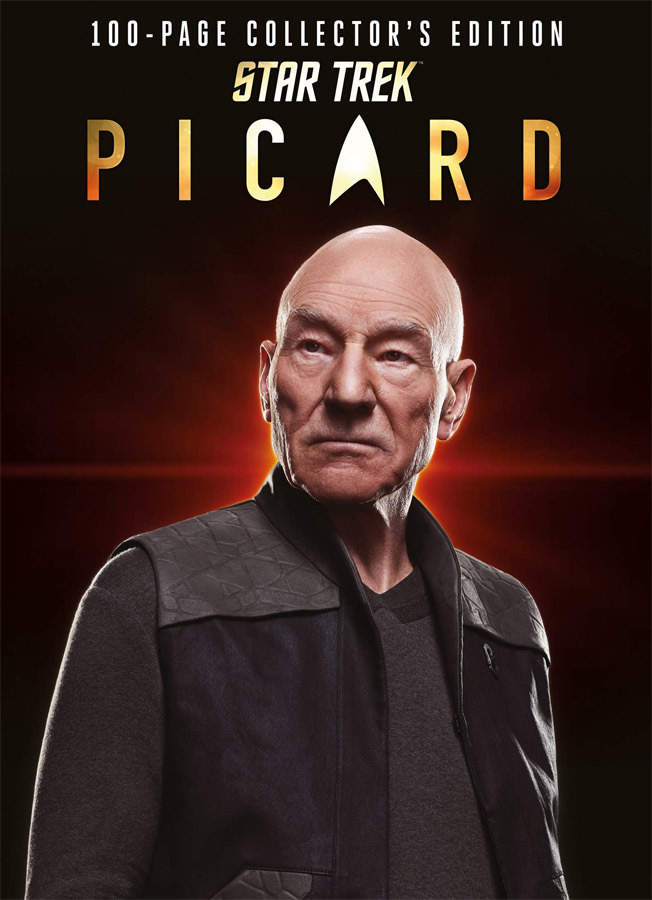 Star Trek Picard TV Series Official Collector's Edition Hardcover Book