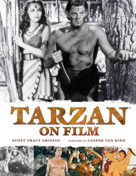Tarzan On Film Hardcover Book Scott Tracy Griffin