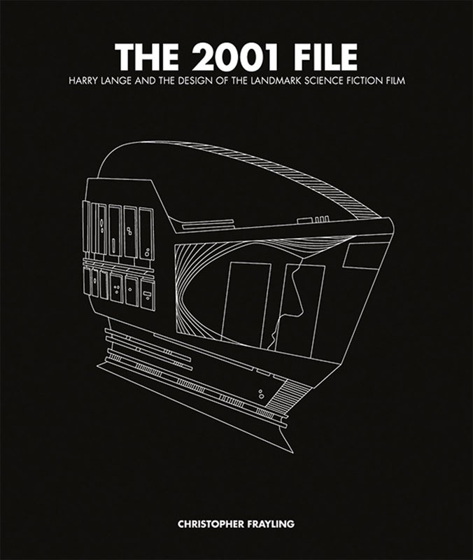 2001: A Space Odyssey The 2001 File Hardcover Book