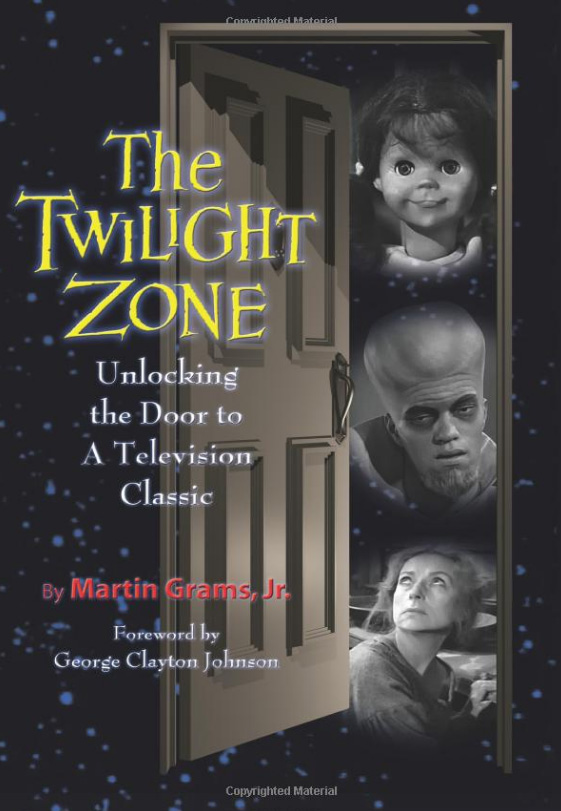 Twilight Zone Unlocking the Door to a Television Classic 800 Page Softcover Book