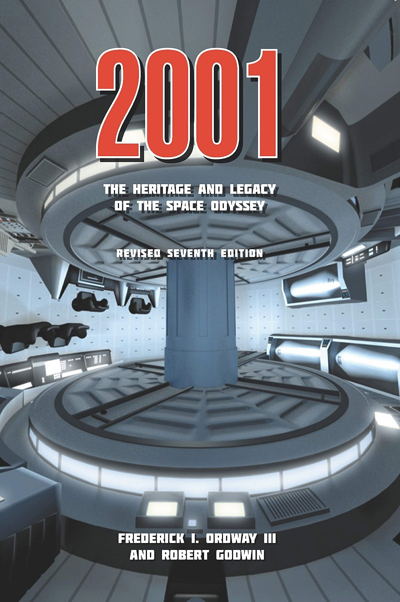 2001 The Heritage and Legacy of the Space Odyssey Softcover Book