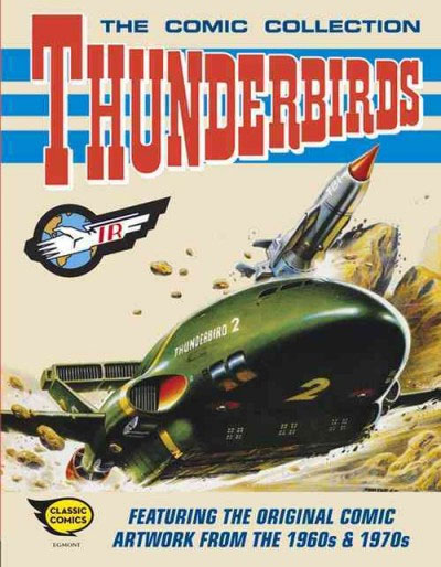 Thunderbirds The Comic Collection Hardcover Book