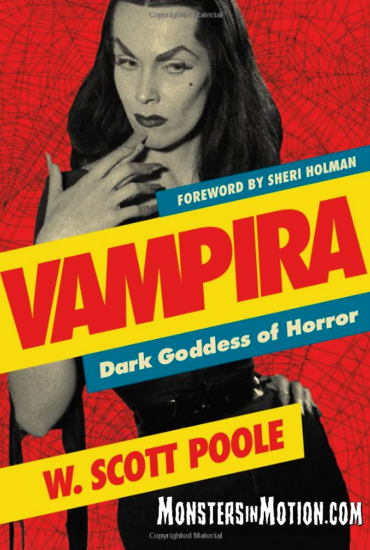 Vampira: Dark Goddess of Horror Book