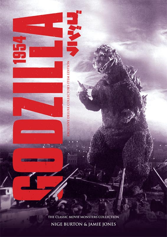 Godzilla 1954 Ultimate Guide Book