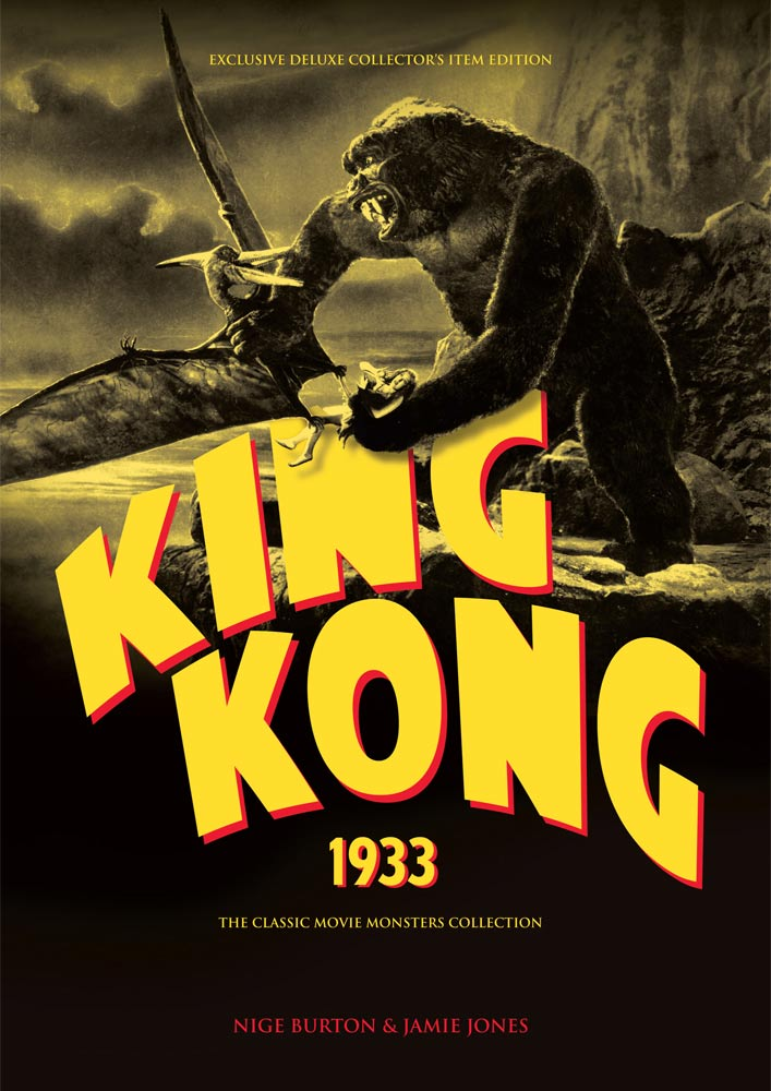King Kong 1933 Ultimate Guide Book