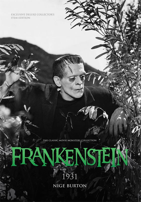 Frankenstein 1931 Ultimate Guide Book