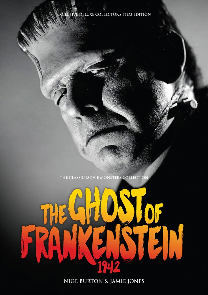 Ghost of Frankenstein 1942 Ultimate Guide Book