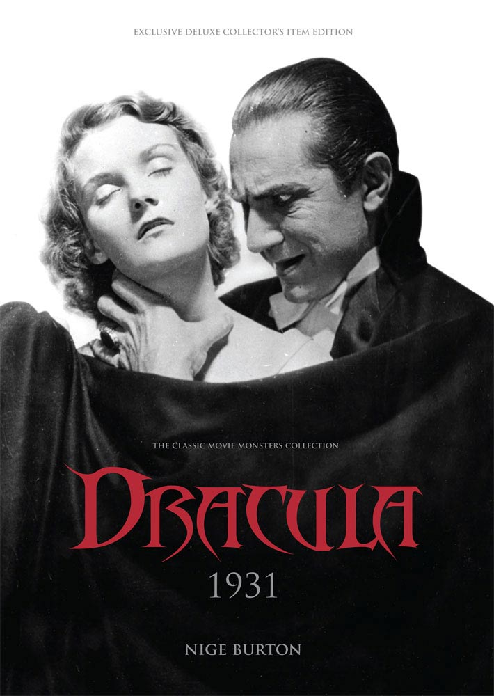 Dracula 1931 Ultimate Guide Book