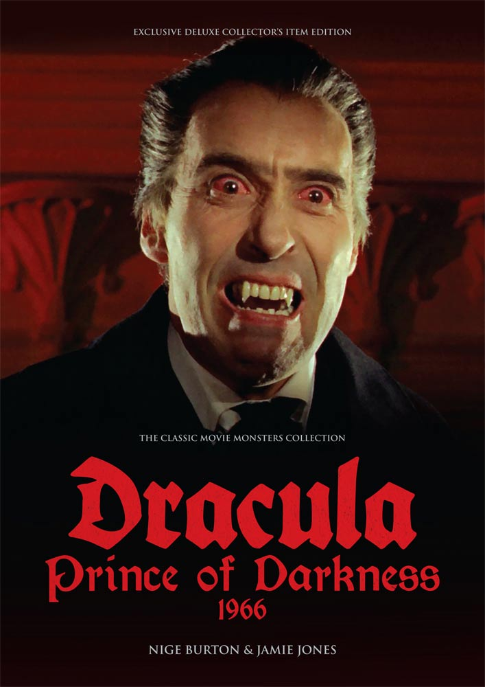 Dracula Prince of Darkness 1966 Ultimate Guide Book