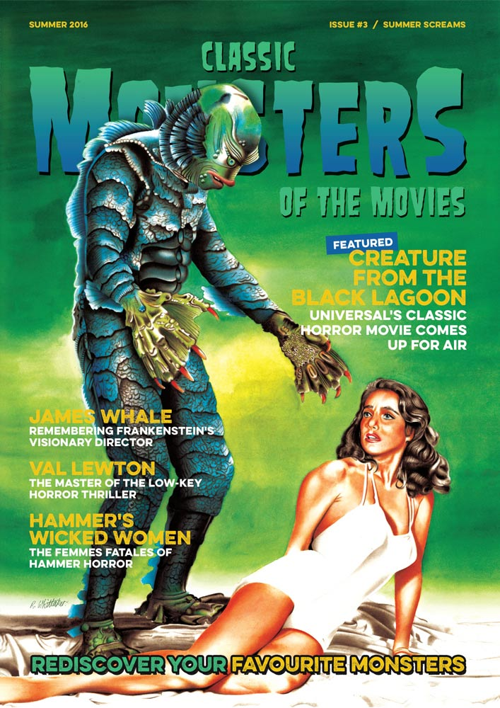 Classic Monsters Magazine Issue #3