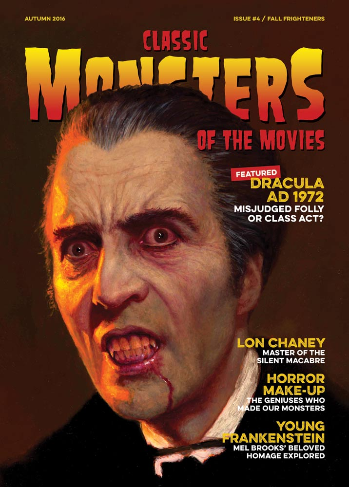 Classic Monsters Magazine Issue #4
