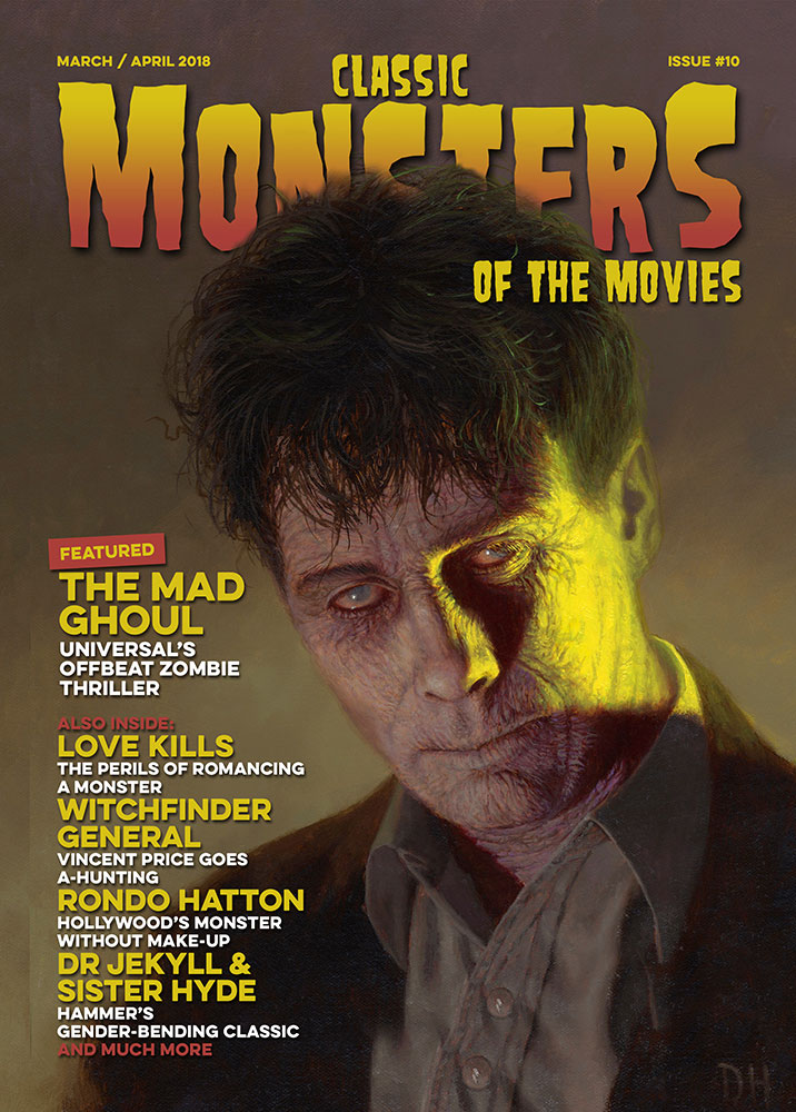 Classic Monsters Magazine Issue #10