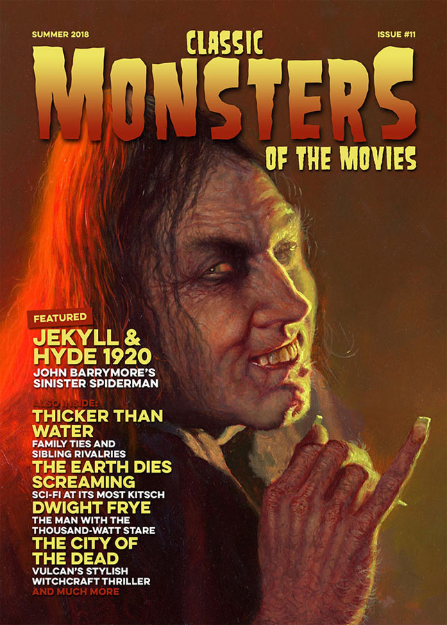 Classic Monsters Magazine Issue #11 UK IMPORT