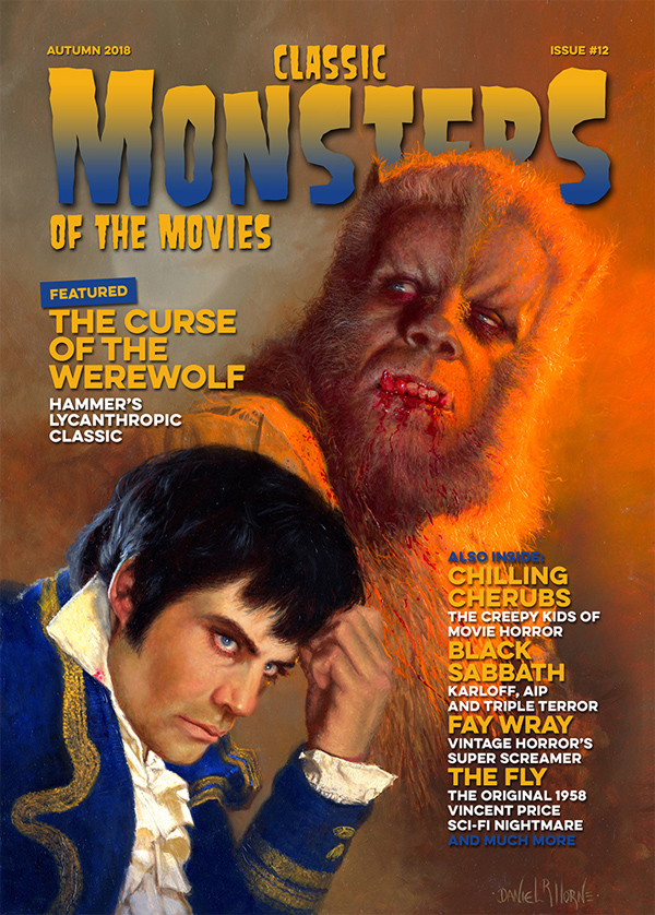 Classic Monsters Magazine Issue #12 UK IMPORT