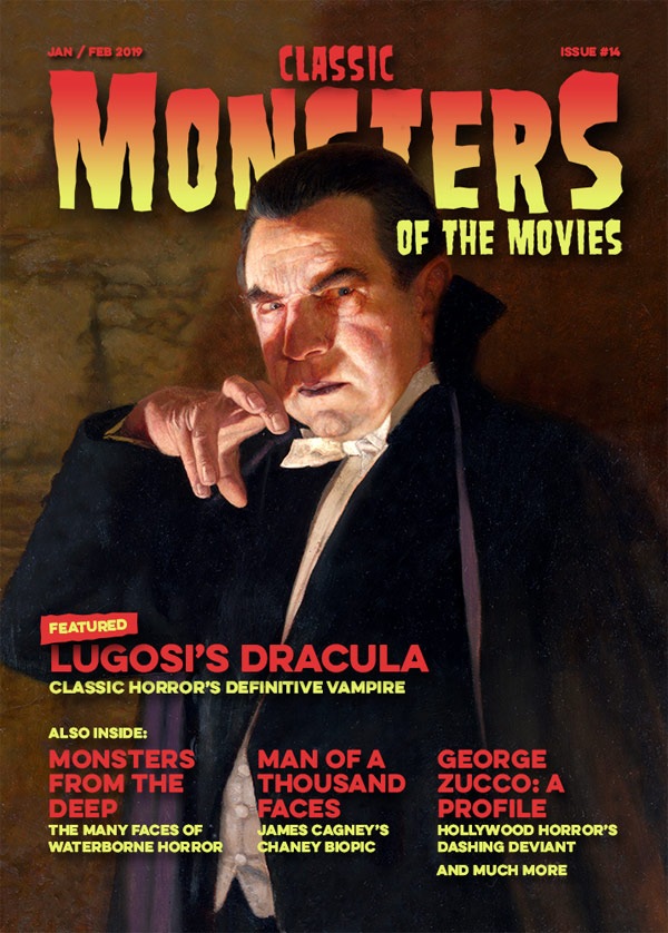 Classic Monsters Magazine Issue #14 UK IMPORT