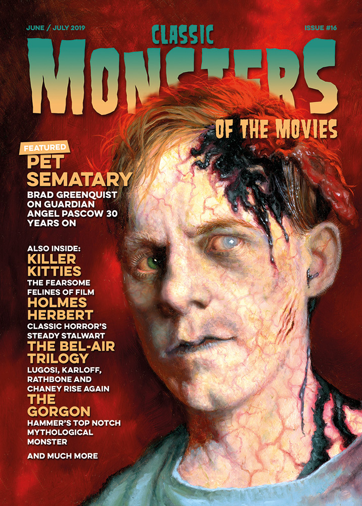 Classic Monsters Magazine Issue #16 UK IMPORT