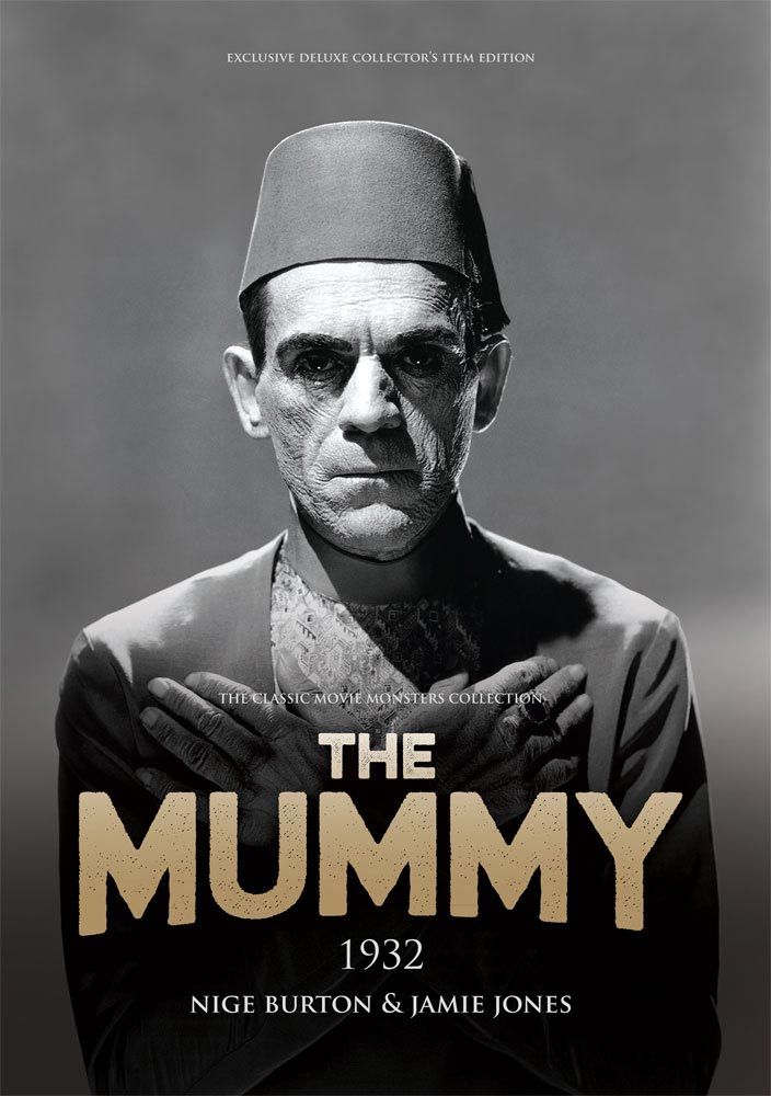 Mummy 1932 Ultimate Guide Book