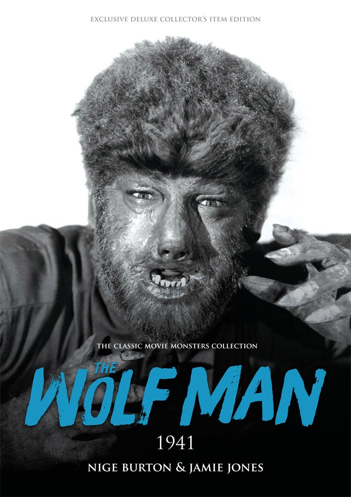 Wolf Man 1941 Ultimate Guide Book