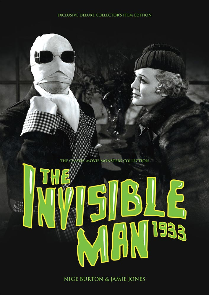 Invisible Man 1933 Ultimate Guide Book