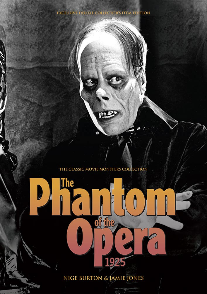 Phantom of the Opera 1925 Ultimate Guide Book