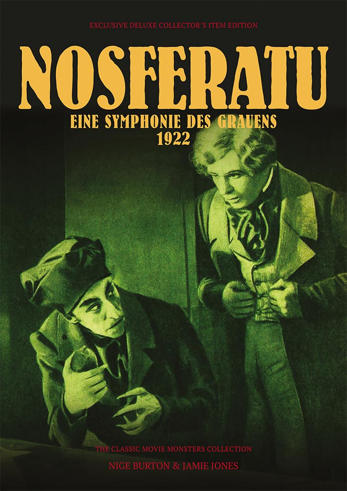Nosferatu 1922 Ultimate Guide Book