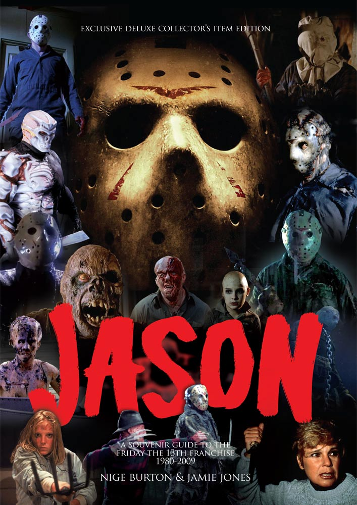 Jason - The Friday the 13th Franchise Ultimate Guide Book