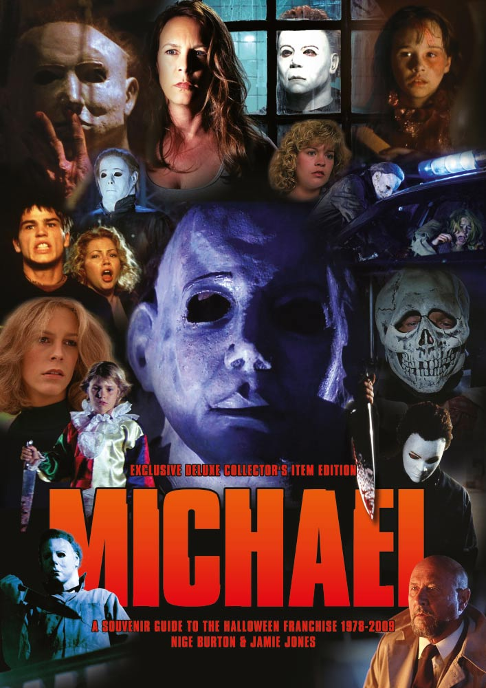 Michael - The Halloween Franchise Ultimate Guide Book