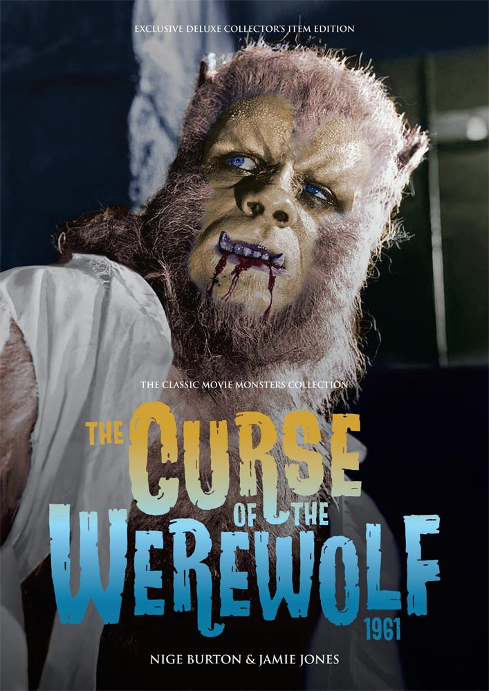 Curse of the Werewolf 1961 Ultimate Guide Book
