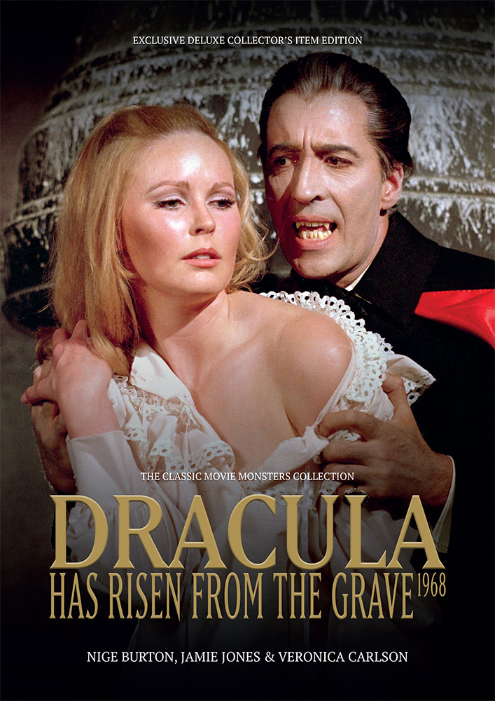 Dracula Has Risen From the Grave 1968 Ultimate Guide Book