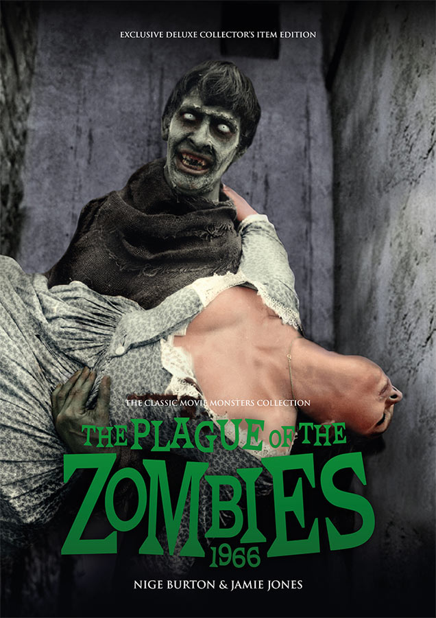 Plague of the Zombies 1966 Ultimate Guide Book UK IMPORT
