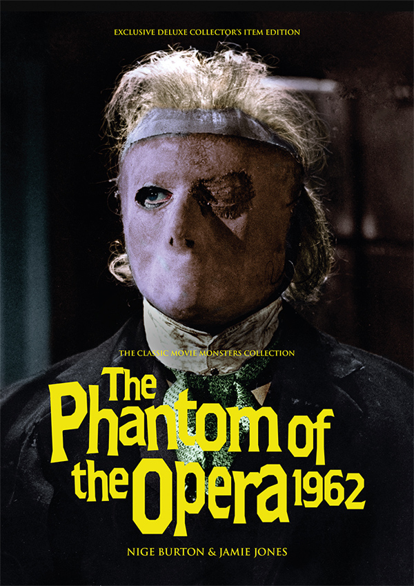 Phantom of the Opera 1962 Ultimate Guide Book