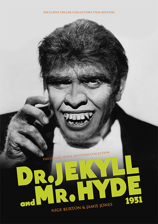 Dr Jekyll and Mr Hyde 1931 Ultimate Guide Book Fredric March