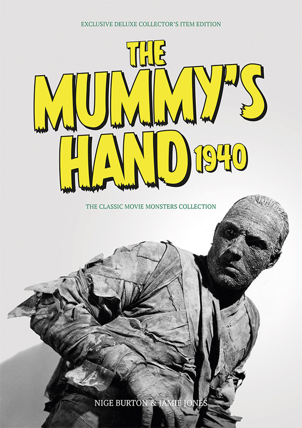 Mummy's Hand 1940 Ultimate Guide Book
