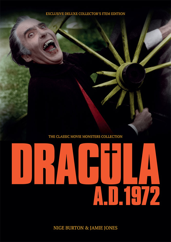 Dracula AD 1972 Ultimate Guide Book Christopher Lee
