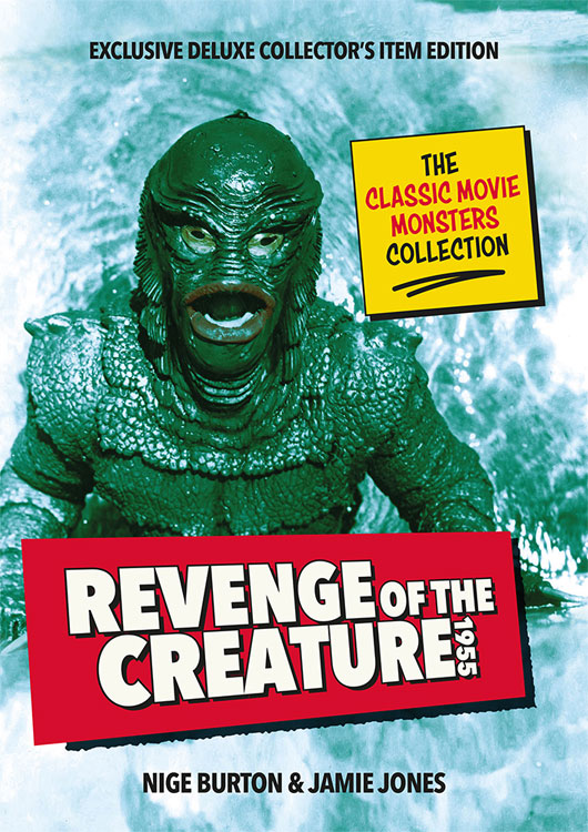 Revenge Of The Creature 1955 Ultimate Guide Book